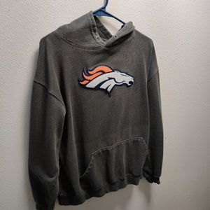 Denver Broncos Logo Hoodie / Sweatshirt